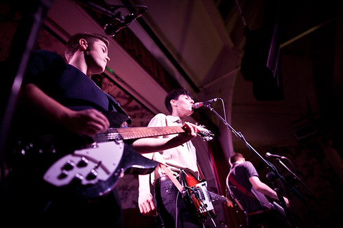 The Heartbreaks @ The Deaf Institute w/ Carl Barat. Photo Credit: Magnus Blikeng
