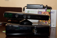 Xbox360 and Kinect