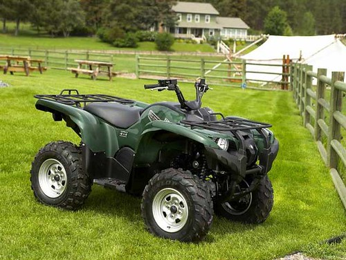 Yamaha Grizzly Eps Or Non Eps