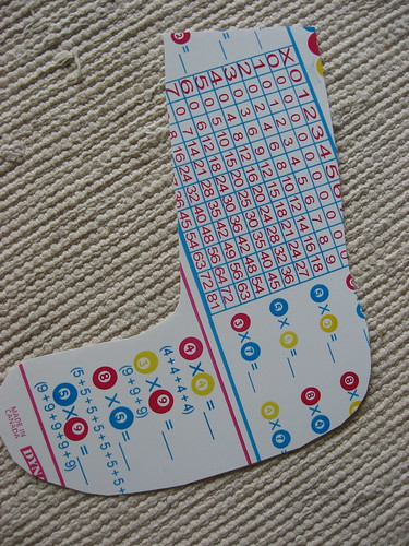 former placemat