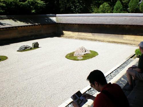 Jardin budista Ryoanji