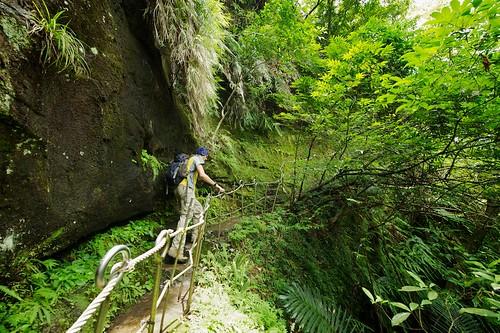Trekking in Taiwan