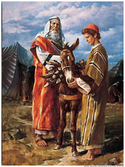 Abraham Isaac Sacrifice Mormon