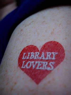 Jag är en Library Lover