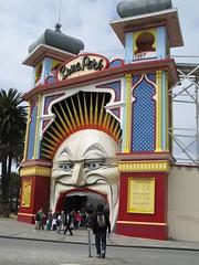 parc d'atraccions