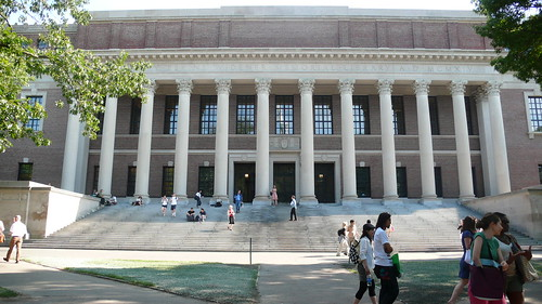 Widener Library, Harvard