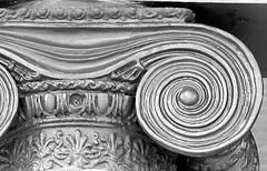 capitel jonico en tyler tx (drdalarcon) Tags: blancoynegro arquitectura madera texas capital tyler xix ionic siglo capitel jonico