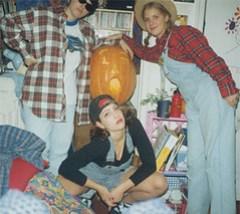 Carla, HJ and Eileen