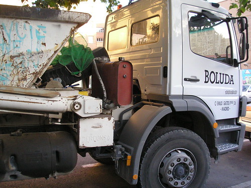 Camión empresa Boluda