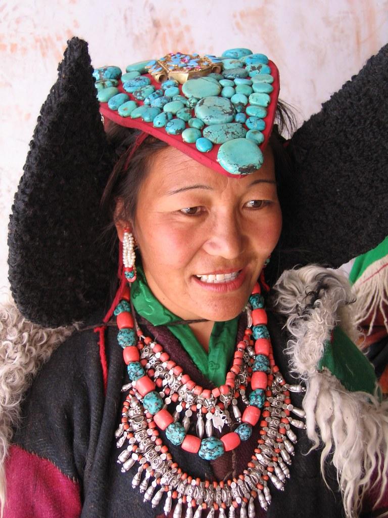 Ladakh Woman