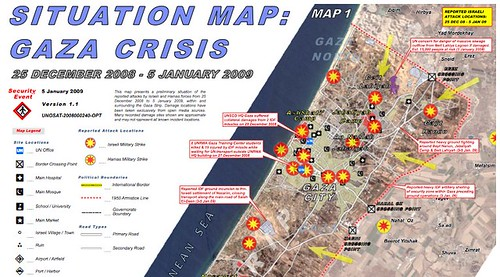 UNOSAT_Gaza_Situation_5January2009_Highres_v1.pdf (1 page) by you.