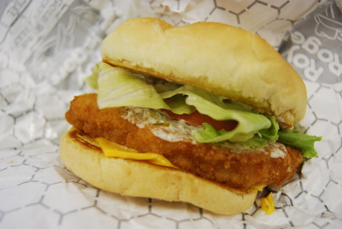RR Fish sandwich