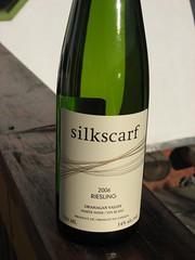 Silk Scarf Reisling 2006