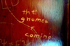 the gnomes r coming