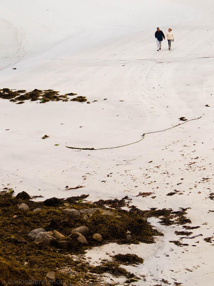 Playa a los pies del Errisberg