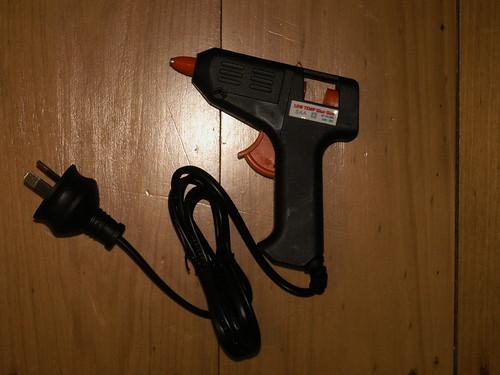 A new glue gun