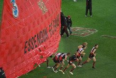 Hird and Sheedy's Last Game