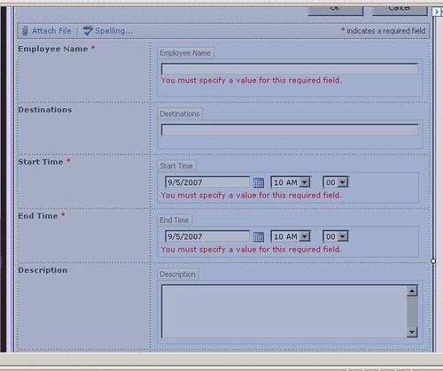 How to edit the form fields of a SharePoint List | The
