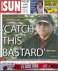 Native police should hunt serial killer, says ...