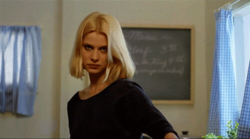 Dont give me that look...Ive been waiting for you forever in PARIS TEXAS.