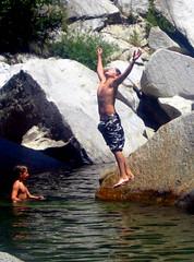 Summer Release, River Fun in California