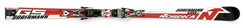 Nordica, Dobermann, GS, Skis, 2008