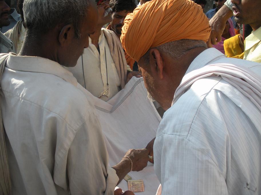 Pics from the satyagraha - 5, 6 & 7 Oct 2010 - 2