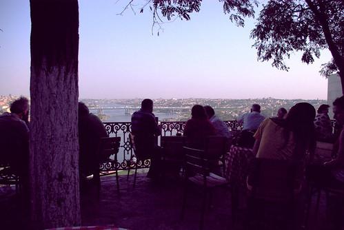 pierre loti tea garden, pierre loti çay bahçesi, eyüp istanbul, pentax k10d