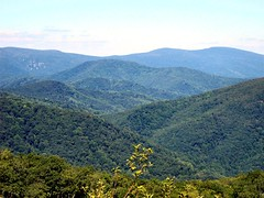 Skyline Drive in the Blue Ridge Mountains 22 S...