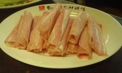 [吃] 蜀山饌_(2) 松阪豬肉