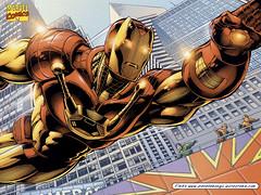 Homem de Ferro - Clique para baixar este wallpaper