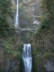 Multnomah Falls or Rivendale?