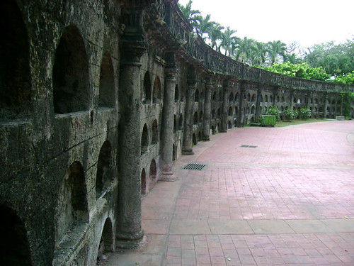 The Burial Walls