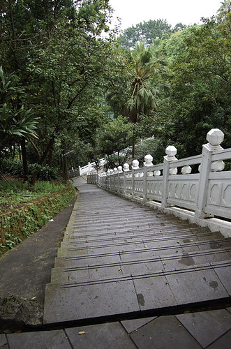 Zhinan Temple Trail