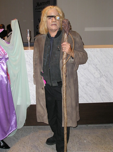 Mad Eye Moody