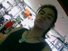 At Gold's Gym Makati