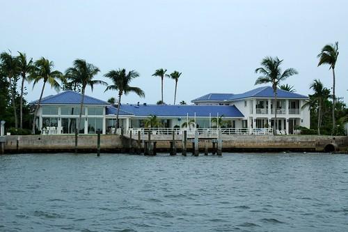 Celine Dion mother's home
