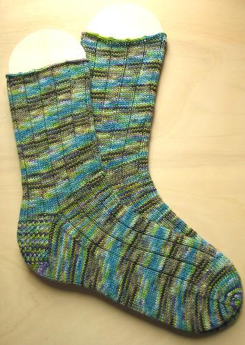 Socken 11/10 I
