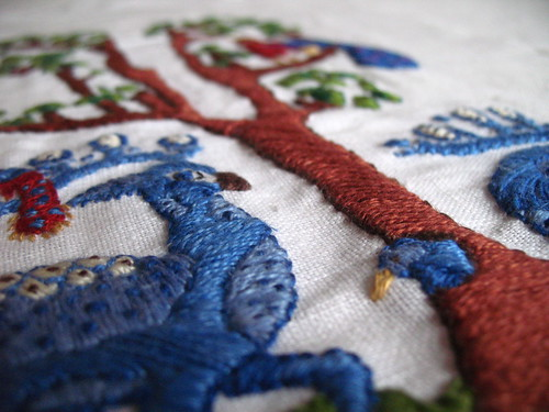 pocket - embriodery finished detail 2