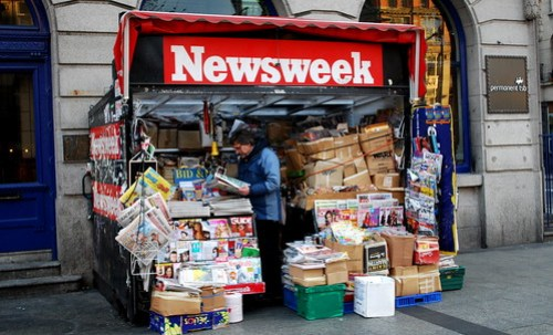 Newsstand - get your magazine the green way