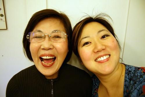 mom and me circa 2007
