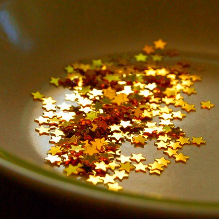bowl full of stars