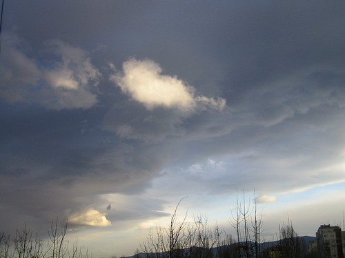 Clouds over Mladost