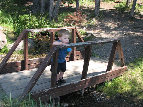Jacob at Howard Springs