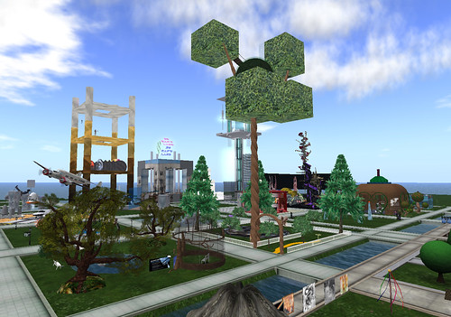 SL7B: The view from the Prim Perfect building