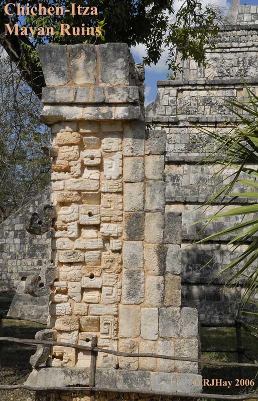 Chichen-Itza - Mayan Ruins