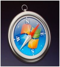 Safari Windows Logo