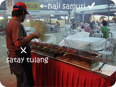 FF - Satay