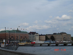 Stockholm, city center