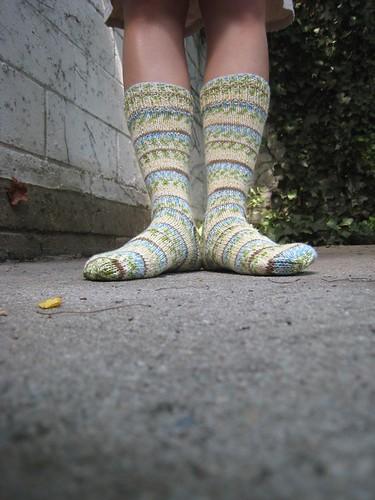 Ugly sock